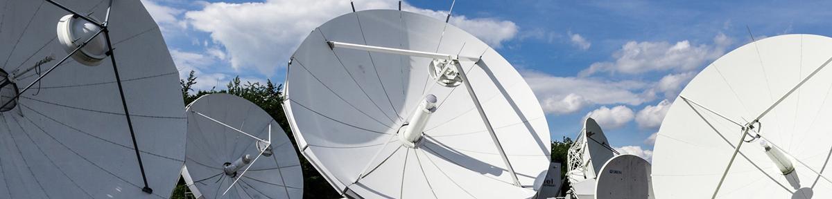 Satellitenschüsseln