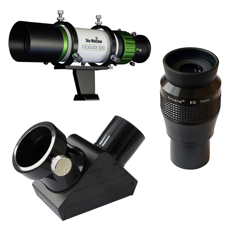Teleskopzubehör