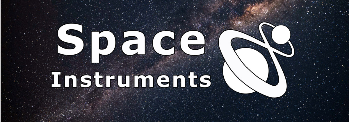Space Instruments Banner