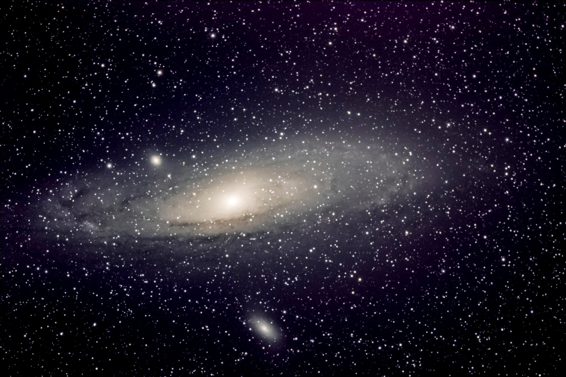 Andromeda Galaxies