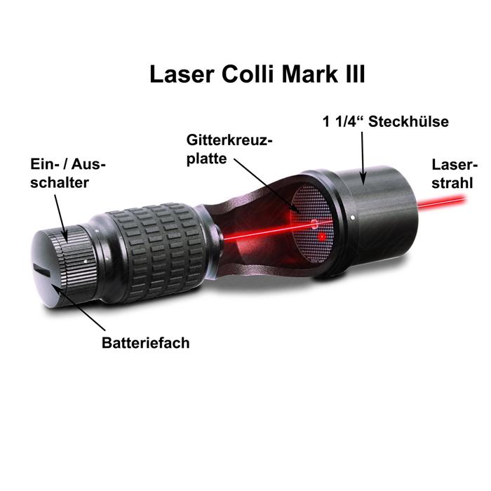 Laserkollimator