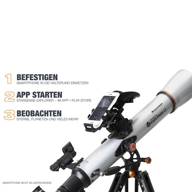 Starsense Explorer Teleskop