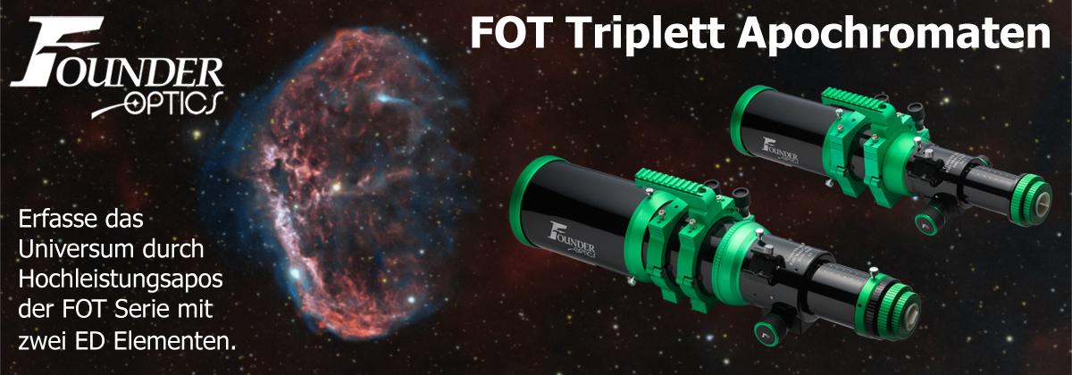 Founder Optics Banner